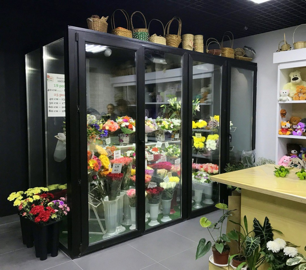 Магазин цветов в краматорске